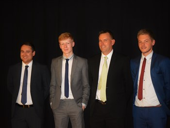 Cricket Academy Awards Dinner 2016