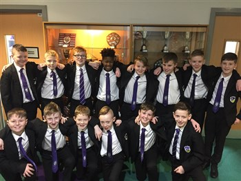 Year 7 Football Update