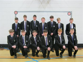 Year 9 Football League Champions