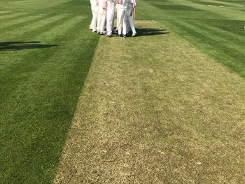 Under 14 Cricketers 14th May 2019
