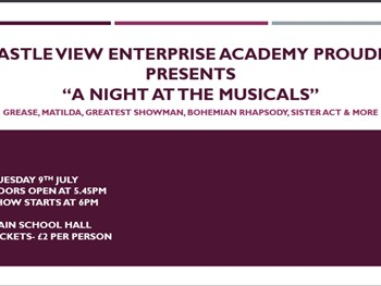 """A Night at the Musicals"""