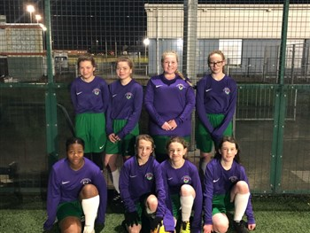 Year 8 Girls Football