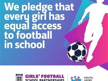 FA Girls Football Pledge