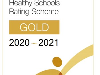Healthy Schools Award Gold